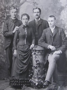 Riordan family